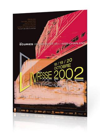 Affiche Livresse 2002
